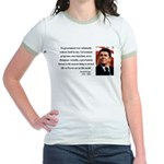 Ronald Reagan 6 Jr. Ringer T-Shirt