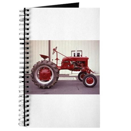Ole Red Tractor Journal