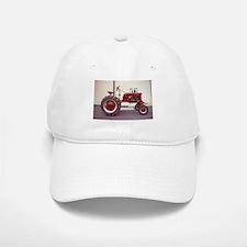 Ole Red Tractor Baseball Baseball Cap
