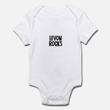 Levon Rocks Infant Bodysuit
