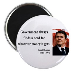 "Ronald Reagan 7 2.25"" Magnet (10 pack)"
