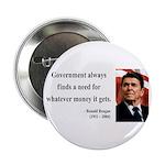 """Ronald Reagan 7 2.25"""" Button"""