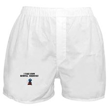 Cute Blow Boxer Shorts
