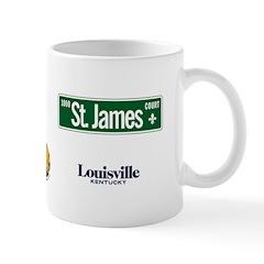 St. James Court mug