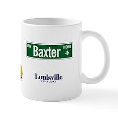Baxter Avenue mug