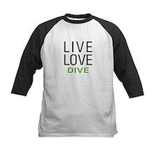 Live Love Dive Tee