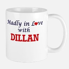 Madly in love with Dillan Mugs