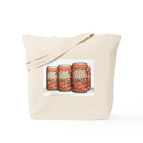 Meat Juice Tote Bag