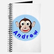 Monkey Andrew Journal