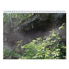 Spelunker's Wall Calendar