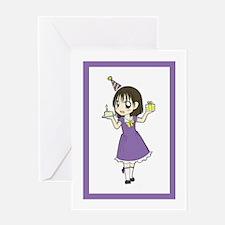 Kawaii Birthday Cards Greeting Cards