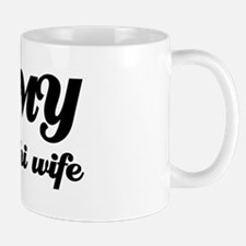 I love my Bangladeshi wife Mug