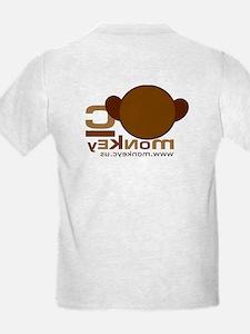MonkeyC Front/Back Logo T-Shirt