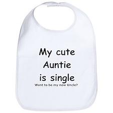My cute Auntie is single. Wa Bib