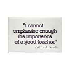 Good Teacher Rectangle Magnet