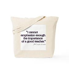Good Teacher Tote Bag