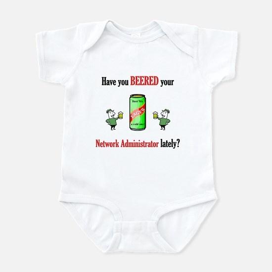 Nework Administrator Infant Bodysuit