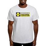 No Liberal Psychobabble Ash Grey T-Shirt