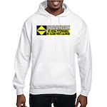 No Liberal Psychobabble Hooded Sweatshirt