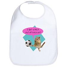 Soccer Kick Bib