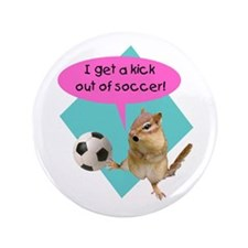 "Soccer Kick 3.5"" Button"
