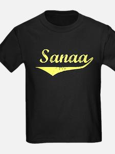Sanaa Vintage (Gold) T