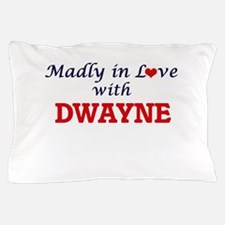 Madly in love with Dwayne Pillow Case