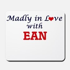 Madly in love with Ean Mousepad