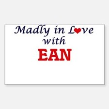 Madly in love with Ean Decal