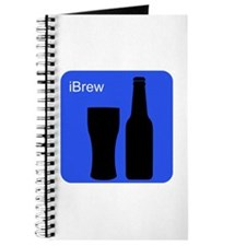 iBrew in Blue Journal