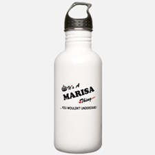 MARISA thing, you woul Water Bottle