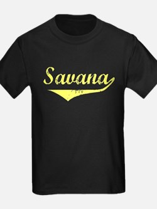 Savana Vintage (Gold) T