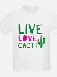 LIVE LOVE CACTI T-Shirt