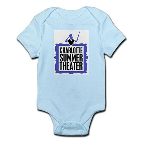 Charlotte Summer Theater Infant Creeper
