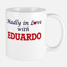 Madly in love with Eduardo Mugs
