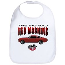 The Big Bad Red Machine Bib