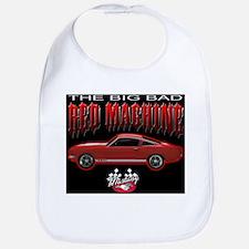 The Big Bad Red Machine Bib