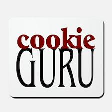 Cookie Guru Mousepad