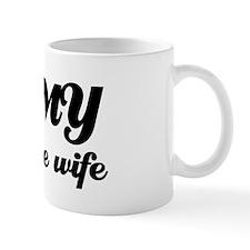 I love my Vietnamese wife Mug
