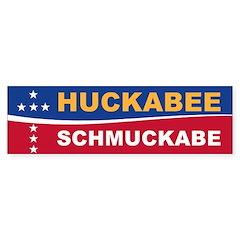 Schmuck Huck Bumper Bumper Sticker