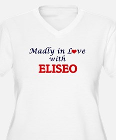Madly in love with Eliseo Plus Size T-Shirt