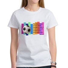 Soccer Quote Tee