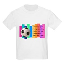 Soccer Quote T-Shirt