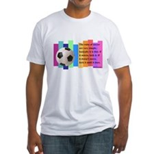 Soccer Quote Shirt