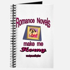 HORNY ROMANCE NOVELS Journal
