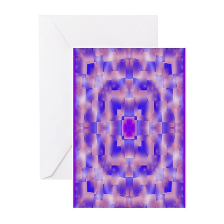 Checkers Greeting Cards (Pk of 10)