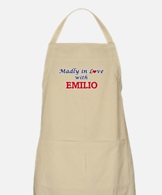 Madly in love with Emilio Apron