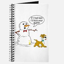 Snowman Joke Journal