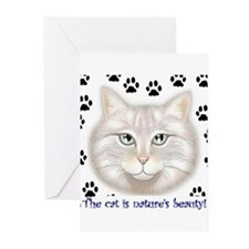 Funny Beautiful Greeting Cards (Pk of 10)