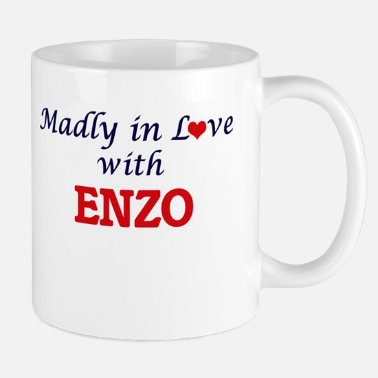 Madly in love with Enzo Mugs
